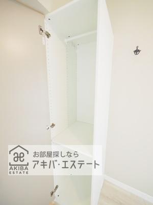 【収納】創新三ノ輪レジデンス
