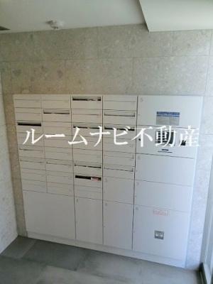 【その他共用部分】ロイジェント上野桜木