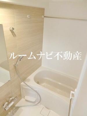 【浴室】ロイジェント上野桜木