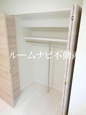 【収納】ロイジェント上野桜木