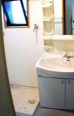 【設備】ラ・パルフェys 2人入居可 独立洗面台 バストイレ別