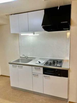 【キッチン】ラ・パルフェys 2人入居可 独立洗面台 バストイレ別