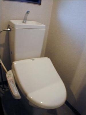 【トイレ】ラ・パルフェys 2人入居可 独立洗面台 バストイレ別