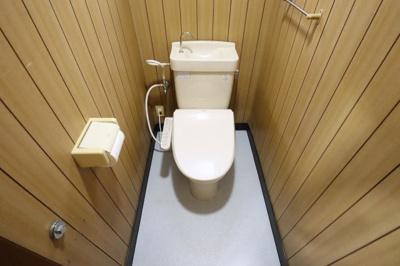 トイレは交換希望の場合、ご相談ください!