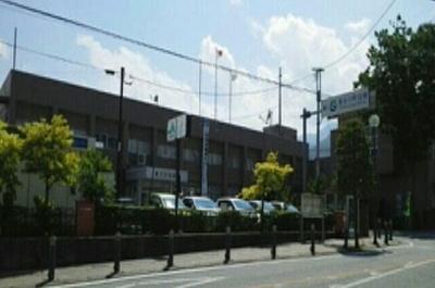 富士川役場まで1700m