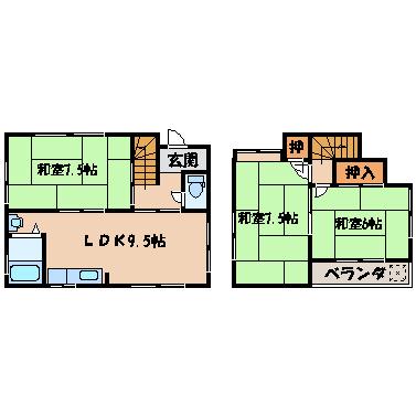 【外観】鮎川邸