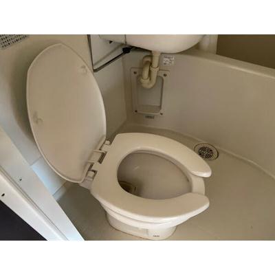 【トイレ】プレアール淀新町