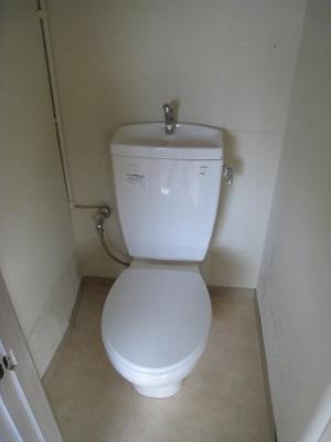 【トイレ】秀和マンション