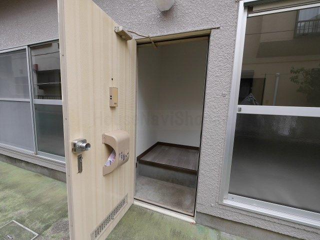 【玄関】ハイムのぐち