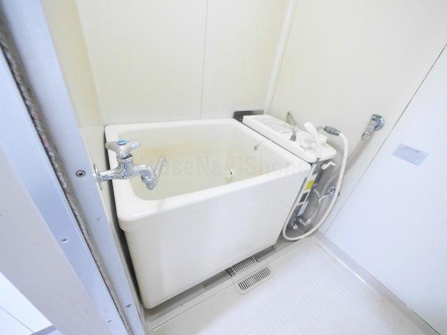 【浴室】ハイムのぐち
