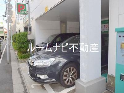 【駐車場】ホワイトヒルズ