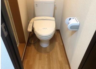 【トイレ】ホワイトヒルズ
