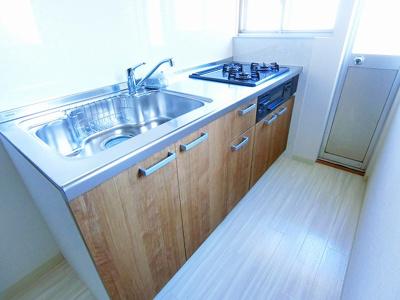 【キッチン】Re-Home平岡町