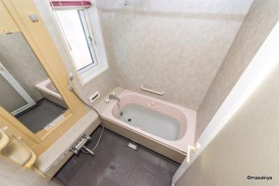 【浴室】豊野町貸家