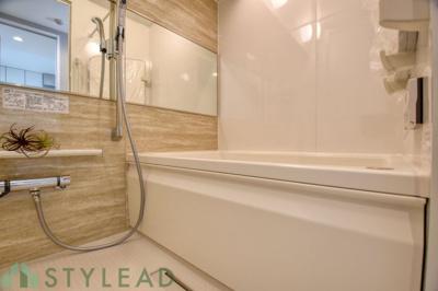 【浴室】ルピナス横濱ポートサイド