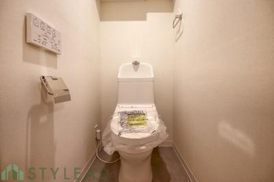 【トイレ】ライオンズマンション横浜桜木町