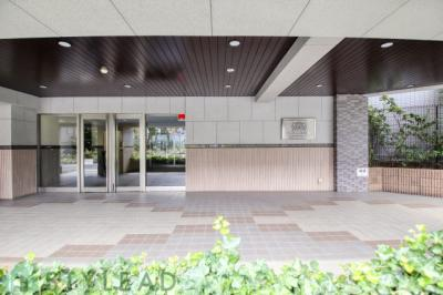 【エントランス】ライオンズマンション横浜桜木町