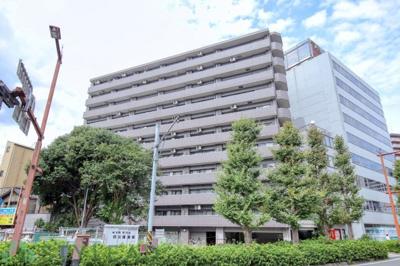 【外観】ライオンズマンション横浜桜木町