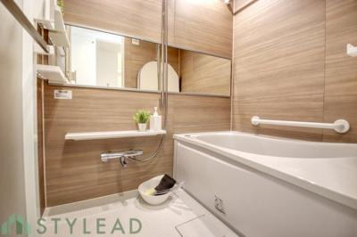 【浴室】ライオンズマンション横浜桜木町