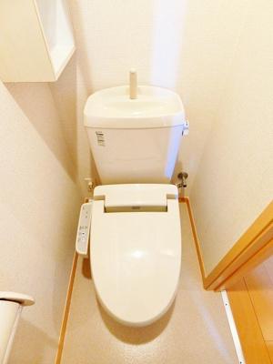 【トイレ】ブルームコート