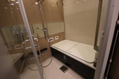 【浴室】ガーデンヒルズ四ツ谷迎賓の森