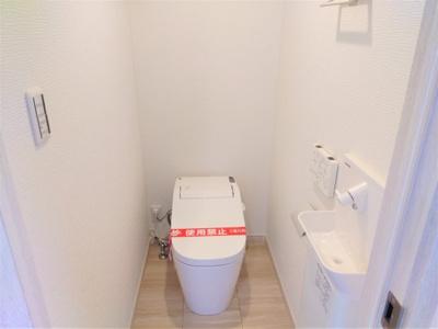 【トイレ】賃貸併用住宅 江戸川区西瑞江5丁目AJ一之江Ⅲ
