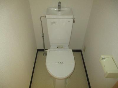 【トイレ】シータイガー1