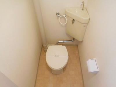 【トイレ】別所ハイツ