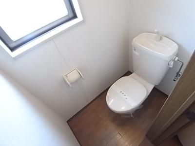 【トイレ】コーポ成和III