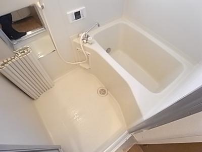 【浴室】コーポ成和III