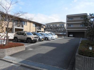 【駐車場】パルコート桃山北 大和坂2番館