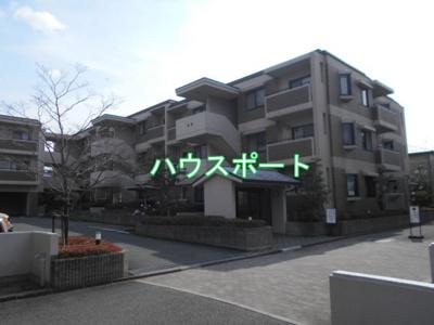 【外観】パルコート桃山北 大和坂2番館