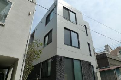 【外観】エクセルコート渋谷幡ヶ谷
