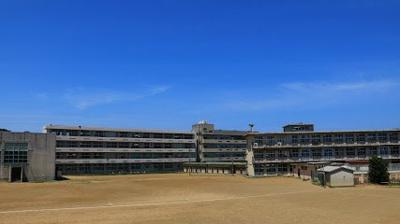 銚子市立第一中学校まで290m
