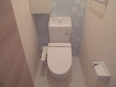 【トイレ】エスポワール住吉