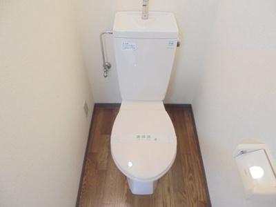 【トイレ】矢切屋マンション