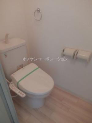 【トイレ】ハイツ ルヴィエール