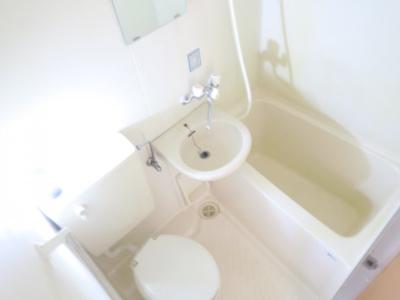 【浴室】青柳ビル