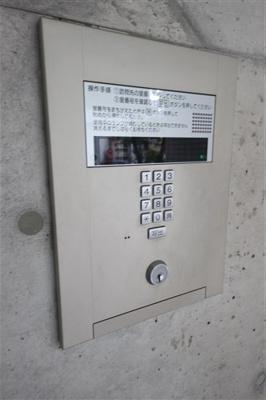【セキュリティ】東三国フラッツ