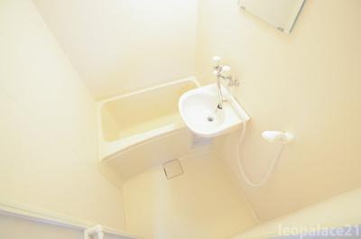 【浴室】レオパレスOHI