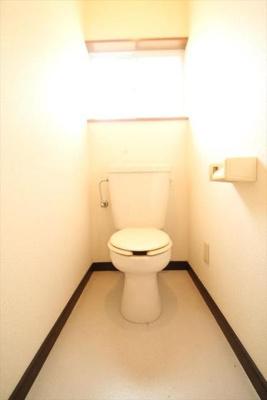 清潔感あるトイレ★