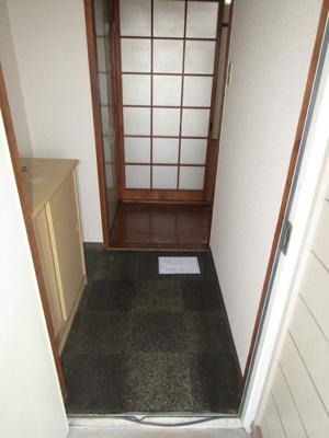 【玄関】シャインハイツⅢ