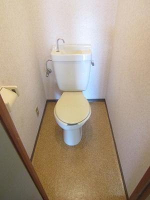 【トイレ】シャインハイツⅢ