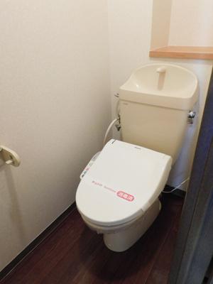 【トイレ】コーポ花館
