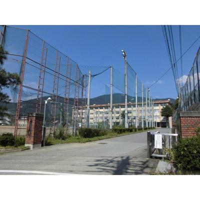 高校・高専「長野県坂城高校まで2266m」