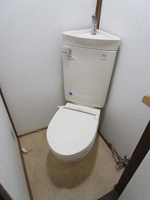 【トイレ】パールマンション