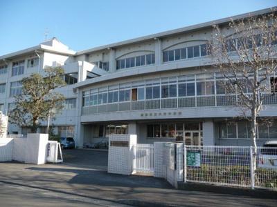 大村中学校まで200m