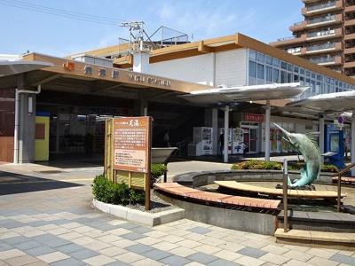 JR焼津駅まで1900m
