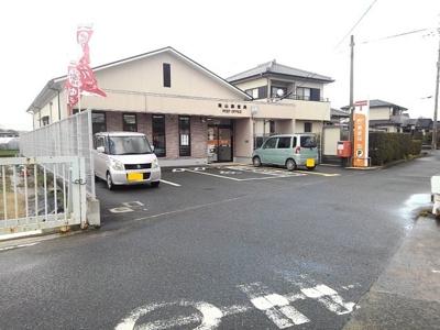 岡山郵便局まで600m
