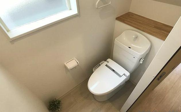 【トイレ】福井町